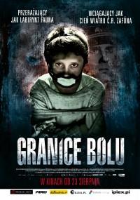Granice bólu (2012) plakat
