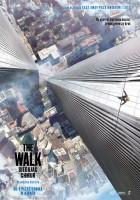 plakat - The Walk. Sięgając chmur (2015)