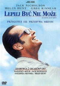 Lepiej być nie może (1997) plakat