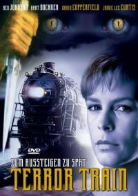 Terror w pociągu (1980) plakat