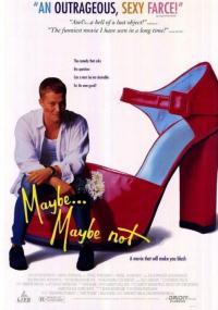 Mężczyzna - przedmiot pożądania (1994) plakat