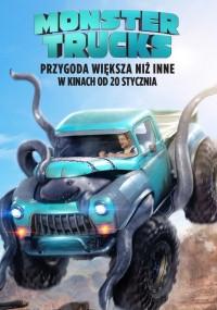 Monster Trucks (2016) plakat