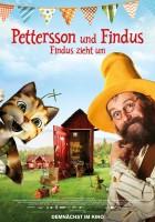 plakat - Pettson i Findus - Wielka wyprowadzka (2018)