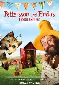 Pettson i Findus - Wielka wyprowadzka (2018) plakat