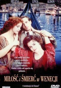 Miłość i śmierć w Wenecji (1997) plakat