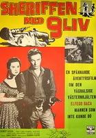 plakat - The Nine Lives of Elfego Baca (1958)