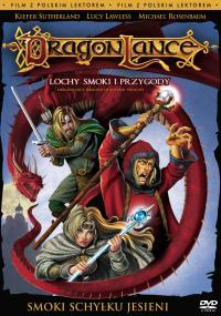 Dragonlance: Smoki schyłku jesieni (2008) plakat