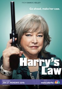 Harry's Law (2011) plakat