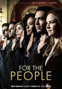 For the People (2018) plakat