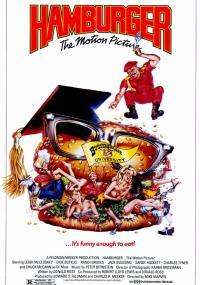 Hamburger... opowieść filmowa (1986) plakat