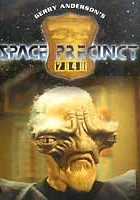 plakat - Kosmiczny Posterunek (1994)