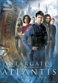 Gwiezdne wrota: Atlantyda (2004) plakat