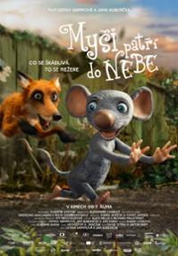 Nawet myszy idą do nieba (2021) plakat