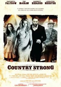 Country Strong (2010) plakat