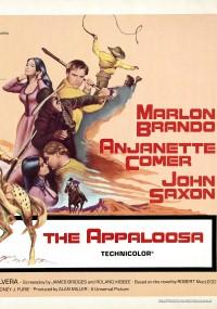 Appaloosa (1966) plakat
