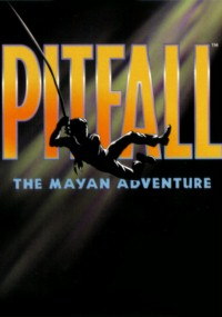 Pitfall: The Mayan Adventure (1996) plakat