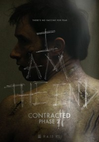 Contracted: Phase II (2015) plakat