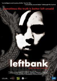 Lewy brzeg (2008) plakat