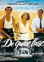 plakat - De guerre lasse (1987)