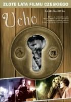 plakat - Ucho (1970)