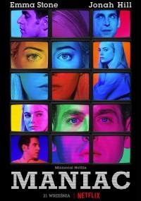 Maniac (2018) plakat