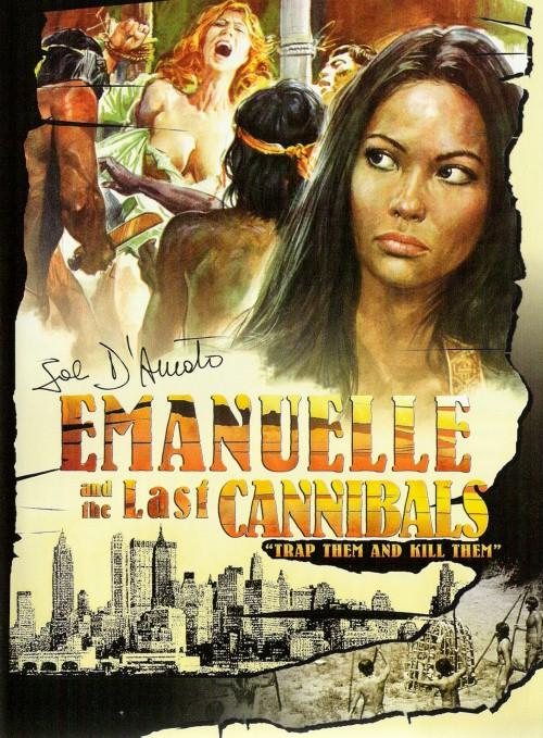 Emanuelle i ostatni kanibale