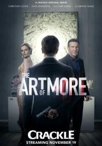 Sztuka i zbrodnia (2015) plakat
