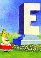 'E' (1981) plakat
