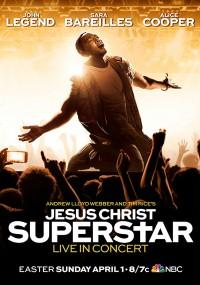 Jesus Christ Superstar Live in Concert (2018) plakat