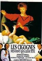 Les Cigognes n'en font qu'à leur tête (1989) plakat