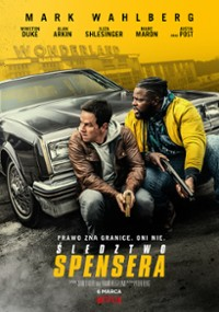 Śledztwo Spensera (2020) plakat