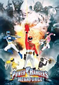 Power Rangers Megaforce (2013) plakat