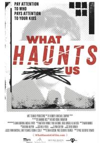 What Haunts Us (2018) plakat