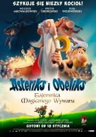 plakat - Asteriks i Obeliks. Tajemnica magicznego wywaru (2018)
