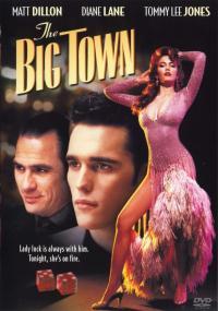 Wielkie miasto (1987) plakat