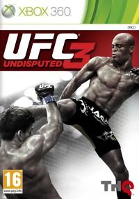 UFC Undisputed 3 (2012) plakat