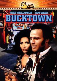 Porachunki w Bucktown (1975) plakat