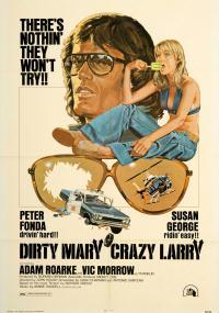 Brudna Mary, świrus Larry (1974) plakat