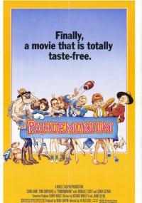 Pandemonium (1982) plakat