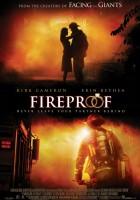 plakat - Próba ogniowa (2008)