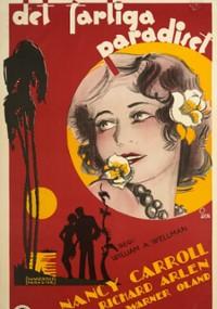 Niebezpieczny raj (1930) plakat