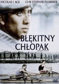 Błękitny chłopak (1986) plakat