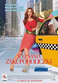 Wyznania zakupoholiczki (2009) plakat