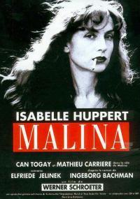 Malina (1991) plakat
