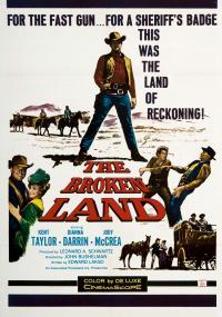The Broken Land (1962) plakat