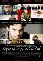 plakat - Spoken Word (2009)