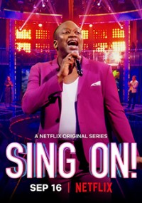 Sing On! USA (2020) plakat