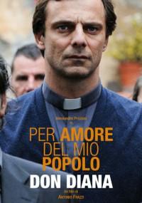 Per amore del mio popolo (2014) plakat