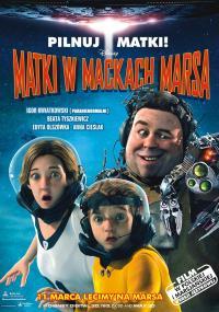Matki w mackach Marsa (2011) plakat