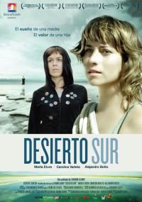 Pustynia Południowa (2007) plakat
